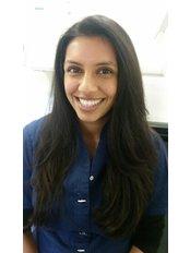 Mrs Anisha Gathani - Associate Dentist at Mawsley Dental Clinic