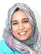 Dr Sanaa Tahlil -  at Abington Dental