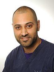 Dr Bhupinder Deu - Surgeon at Oradi Dental - Wellingborough