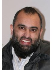 Dr Saquib Aziz - Associate Dentist at Dent Blanche Dental Implant Centre