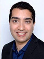 Dr Kalpesh Bohara - Dentist at The Dental Suite, Nottingham