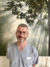 Dr David Heath - Principal Dentist at Shine Dental Care