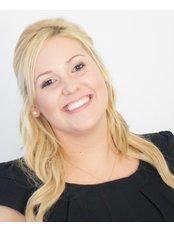 Sarah Johnson - Reception Manager at Clinic 95