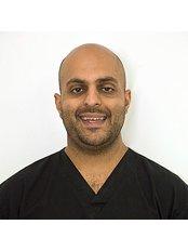 Rishi Patel - Dentist at Clinic 95