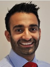 Dr Vinit Gohil - Dentist at One The Gallery