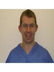 Dr Alistair Scobie - Dentist at Oasis Dental Centre Oxford