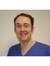 Dr Paul Ewins - Dentist at Johnstone Dental Practice