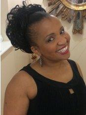 Principal dentist and facial aesthetic practitioner, Dr Gloria Mabasa - Dentist at Dental Spa 25
