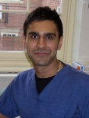 Dr Mohamed Sheikh - Dentist at Smile Create Ltd
