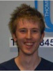 Dr Adam Calvert - Dentist at Thompson and Thomas - Langsett Road