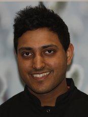 Dr Sunil Parmar - Dentist at Alrewas Dental Practice