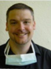 Dr Russell Holloway - Dentist at Lyme Dental Centre