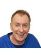 Dr Richard Portrey - Dentist at Wolstanton Dental Practice