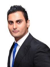 Dr Pavan Najran - Oral Surgeon at Wolstanton Dental Practice