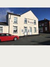 Wolstanton Dental Practice - 5 Ellison Street, Wolstanton, Newcastle Under Lyme, Staffordshire, ST5 0BJ,