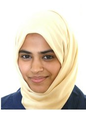 Dr Fatima Bibi - Associate Dentist at Horizons Dental Surgery