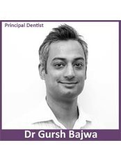Mr Gursh Bajwa - Principal Dentist at Ascent Dental Care Tamworth