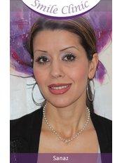 Dr Sanaz Namazy - Principal Dentist at Lisalina Smile Clinic