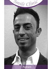 Dr Pedram Hejazifar - Principal Dentist at Lisalina Smile Clinic