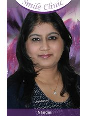 Dr Nandini - Dentist at Lisalina Smile Clinic