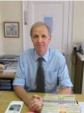 Dr Colin Mitchell - Dentist at The Friars Street Dental Practice