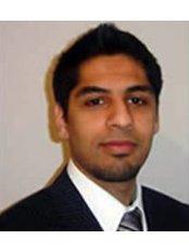 Dr Sami Butt - Dentist at S3 Dental Hinchley Wood
