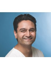 Dr Manoj Tank - Dentist at Elmsleigh House Dental Clinic
