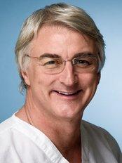 Dr Hans-Dieter John - Dentist at Elmsleigh House Dental Clinic