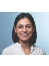 Dr Somayeh Modarres-Simmons - Dentist at Elmsleigh House Dental Clinic