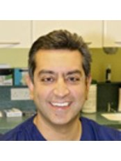 Dr Karim Nasser - Principal Dentist at Grayshott Dental Practice