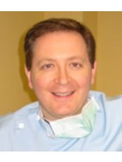 Dr Mark Byrne - Principal Dentist at Cherry Tree Dental Prctice
