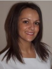 Mrs SAMANTHA CAREW - Partner at Shiremoor Dental Practice