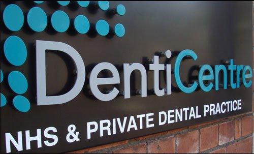 Denticentre Low Walker