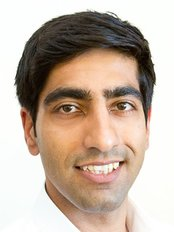 Dr Upen Vithlani - Principal Dentist at The Grove Practice