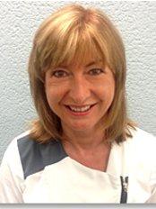 Dr Julia Poxon -  at Anchor Road Dental Practice