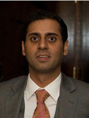 Dr Ajit Godhania - Practice Manager at Castle Care Dental