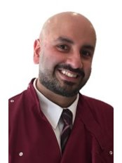 Dr Neetan Najran - Dentist at Midlands Smile Centres - King's Heath