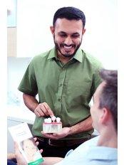 Dr Mitesh Panchal - Dentist at Binley Woods Dentistry