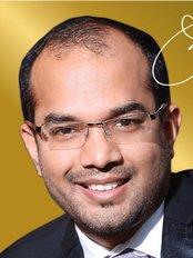 Dr Chetan Mathias -  at Revere Cosmetic Dentists