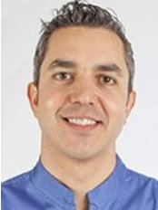 Marcus Gambroudes - Dentist at Changing Faces Sutton Coldfield