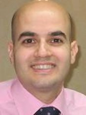 Crown House Dental Practice - Dr Frederic Eid