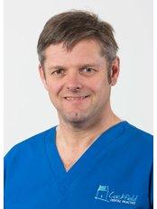 Mr Simon Quelch - Principal Dentist at Cuckfield Dental Practice