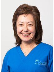 Mrs Ana Griffiths - Dentist at Cuckfield Dental Practice