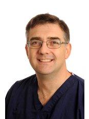 Dr Richard Simons - Oral Surgeon at Saint Faith Dental Clinic