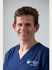 The Implant Centre - Haywards Heath Practice - Dr Guy Barwell