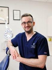 Dr Mark O'Hara - Dentist at Causeway Dental Surgery