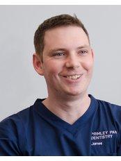 Dr James Holt - Dentist at Primley Park Dentistry