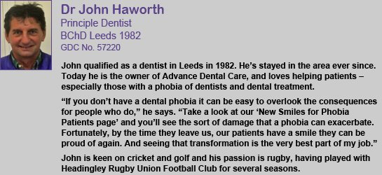 Advance Dental Care In Weetwood Leeds