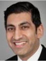 Dr Baljinder Dhesi - Principal Dentist at Meltham Dental Care