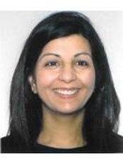 Dr Nadia Saleem - Dentist at Calder House Dental Care